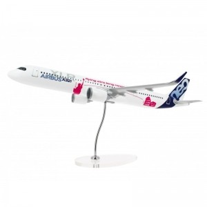 A321neo XLR 1:100 scale model «special livery»